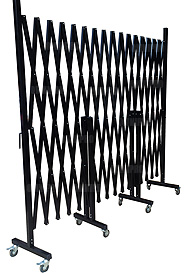 Collapsible/Expandable/Expanding/Folding Crowd Steel Warehouse Trellis/Barrier Gate/Fence