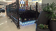 Collapsible/Expandable/Expanding/Folding Crowd Steel Warehouse Barrier Gate/Fence